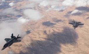 """מי תספק את הנשק לחיל האוויר? (צילום: דובר צה""""ל)"""