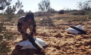 """פעיל דאע""""ש ליד הרקטות"""