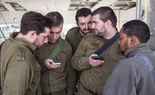 חיילי מילואים, TheMarker (צילום: תומר אפלבאום)