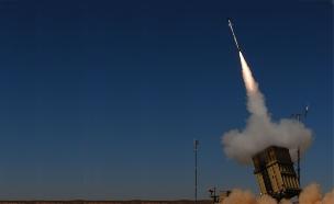 צפו בתמונות מהניסוי המוצלח (צילום: משרד הביטחון)