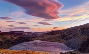 אגם טאי בוויקלואו, אירלנד (צילום: Semmick Photo, Shutterstock)