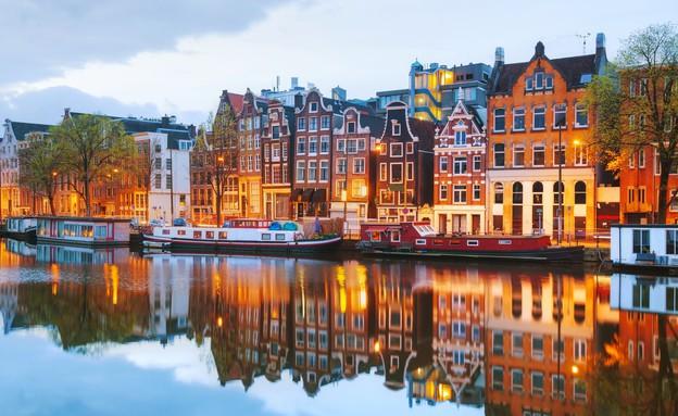 אמסטרדם, הולנד (צילום: photo.ua, Shutterstock)