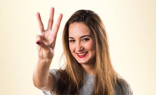 ספירה עד שלוש (צילום: Shutterstock, מעריב לנוער)