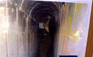 מנהרת חמאס, ארכיון (צילום: חדשות 0404)