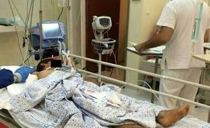 הטיפול בפצועים סורים יופסק? (צילום: גיא ורון, חדשות 2)