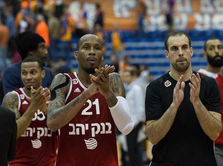 ירושלים חוגגת. סוף סוף רצף ההפסדים נקטע (מנהלת הליגה) (צילום: ספורט 5)