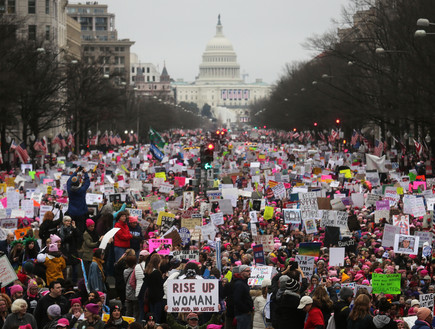 צעדת הנשים