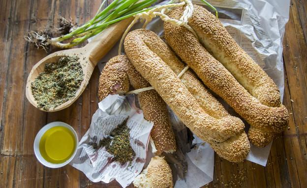 בייגלה ירושלמי (צילום: אפיק גבאי, אוכל טוב)