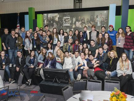 סטודנטים נאבקים באנטישמיות