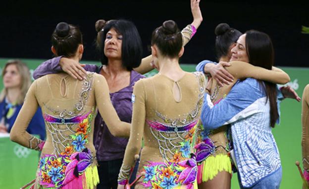 הנבחרת לאחר אולימפיאדת ריו (צילום: רויטרס)