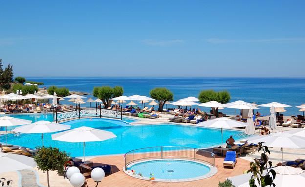 מלון בכרתים (צילום: slava296, Shutterstock)