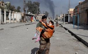 מוסול עיראק לחימה מלחמה דאעש (צילום: רויטרס)