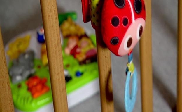 תינוק המריבה (צילום: חדשות 2)