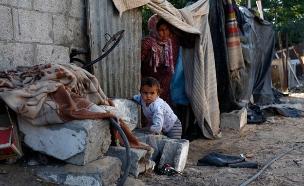"""""""המצב הכלכלי הכי גרוע בעולם"""" (צילום: רויטרס)"""