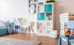 חדר ילדים (צילום: Shutterstock)