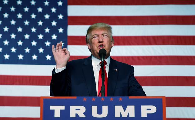 טראמפ מתחיל לקיים הבטחות בחירות? (צילום: רויטרס)