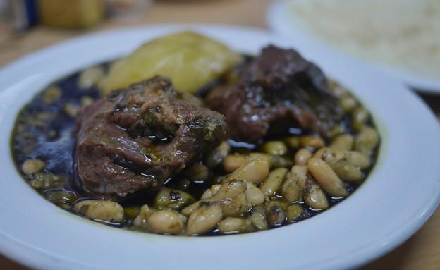 טבחה ביל סלק, פינוקי האוכל של כרמל (צילום: גיל גוטקין, אוכל טוב)