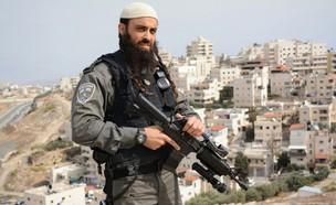 אמיר דוד (צילום: דוברות המשטרה)