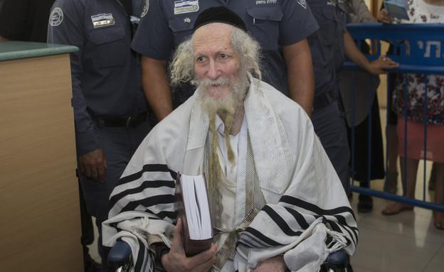 הרב אליעזר ברלנד (צילום: יונתן סינדל לפלאש 90)