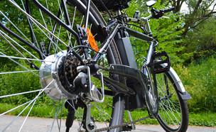 אופניים חשמליים (צילום: Shutterstock)