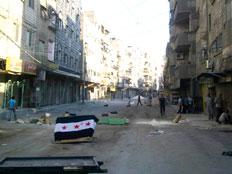 רחובות דמשק, ארכיון (צילום: רויטרס)