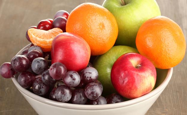 קערת פירות (צילום: Shutterstock)