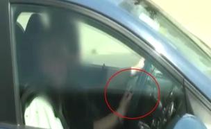 תיעוד: הסכנה בשימוש בסלולרי ברכב