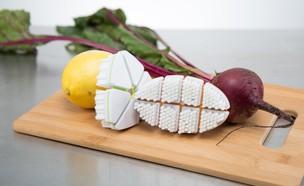חמישייה 21.3, מברשת לניקוי ירקות שורש (צילום: fancy)