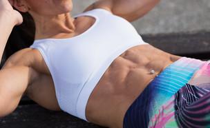 כפיפות בטן  (צילום: Shutterstock)