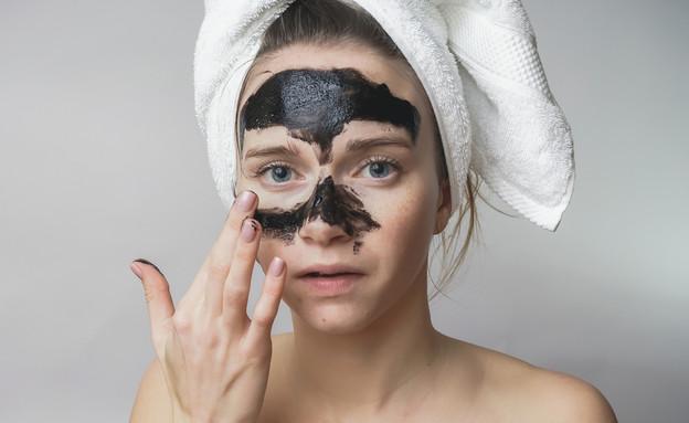 מסכת פחם (צילום: Shutterstock)
