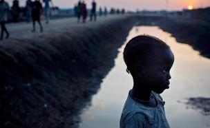 בלי רווחה קשה להיות מאושר (צילום: UNICEF)