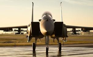 F-15 חדשים (צילום: בואינג)