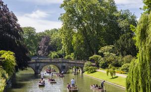 נהר קאם, קיימברידג' (צילום: chrisdorney, Shutterstock)