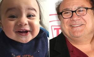 תינוקות דומים למפורסמים (צילום: Imgur)