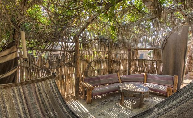 כפר הנוקדים (צילום: יוני גריצר)