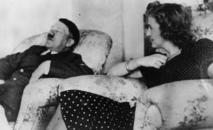 היטלר אווה בראון (צילום: Keystone, GettyImages IL)