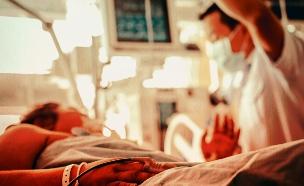 כאב (צילום: Larina Marina, Shutterstock)