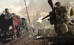 מתוך המשחק Sniper Elite 4 (הדמיה:  יחסי ציבור )