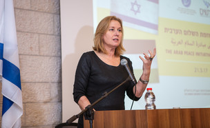 יוזמת השלום הערבית (צילום: קונסטנטין (קוסטה) גרוסמן)