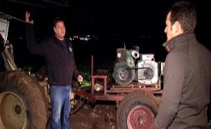 המציאות הקשה של החקלאים (צילום: חדשות 2)