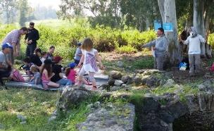 נהר הירדן, יום המים הבינלאומי בירדן (צילום: רשות הכינרת)