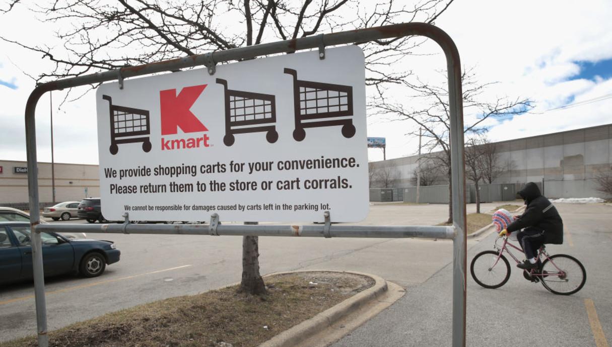 חנות KMART בשיקגו