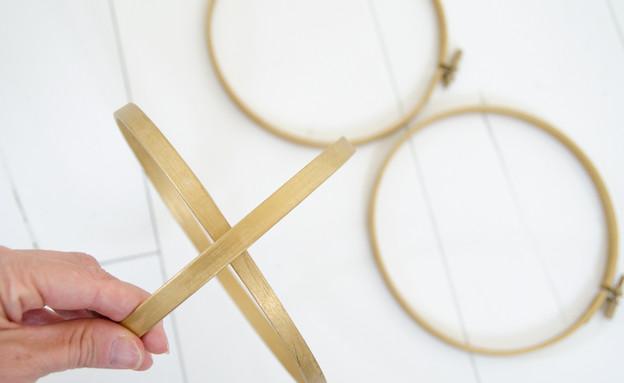 מתנות נועה, עציץ חישוק (5) (צילום: נועה קליין)