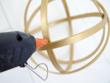 מתנות נועה, עציץ חישוק (3) (צילום: נועה קליין)