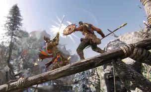 טריילר המשחק For Honor (צילום: Ubisoft)