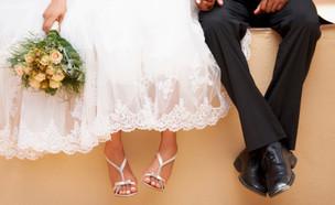 חתונה יהודית  (צילום: Yuri Arcurs, GettyImages IL)