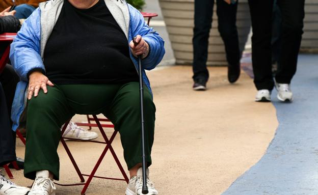 משקל עודף (צילום: חדשות 2)