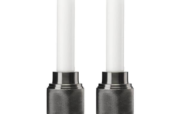 רויתרוד02, זוג פמוטי מתכת בשחור,  ג, מחיר-198 שקל (צילום: renn.co.il)
