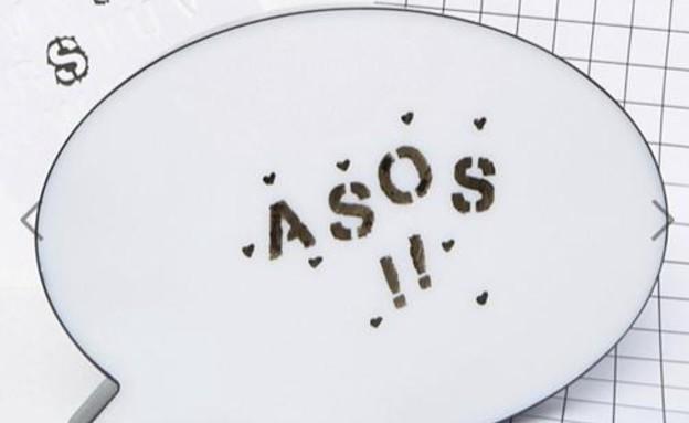 תמרמור04, לוח מחיק מעוצב,  ג, מחיר-91 שקל (צילום: asos.com)