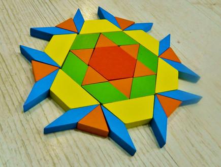 אוריתכהן01, משחק עץ גאומטריקס, מחיר-129 שקל